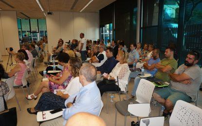 Expertos defienden en Alhaurín de la Torre, Málaga, la planificación estratégica como garantía de desarrollo