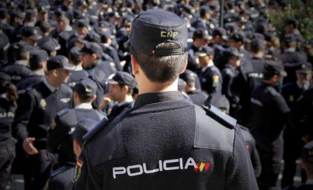 La Policía Nacional ya tiene letra para su nuevo himno