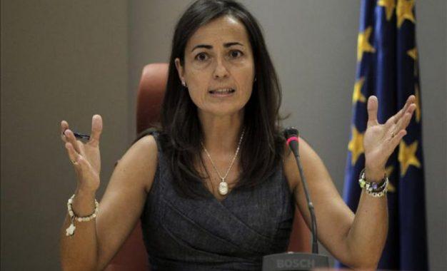 María Seguí presentó ayer por la noche su dimisión como directora general de Tráfico