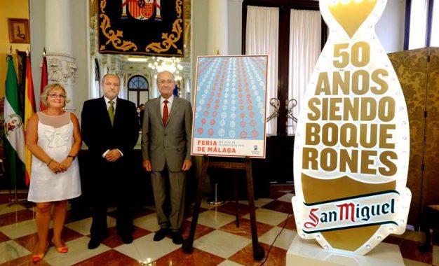 San Miguel llenará de música la  Feria de Málaga