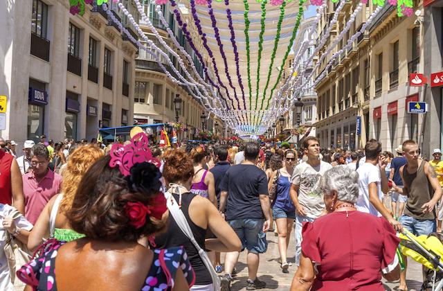 La Feria de Agosto de Málaga se celebrará del sábado 12 al sábado 19 de agosto