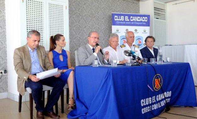 II Regata Bahía de Málaga – Bahía de Alhucemas. 8-11 septiembre