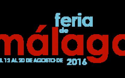 FERIA DE MÁLAGA AGOSTO 2016 AGENDA