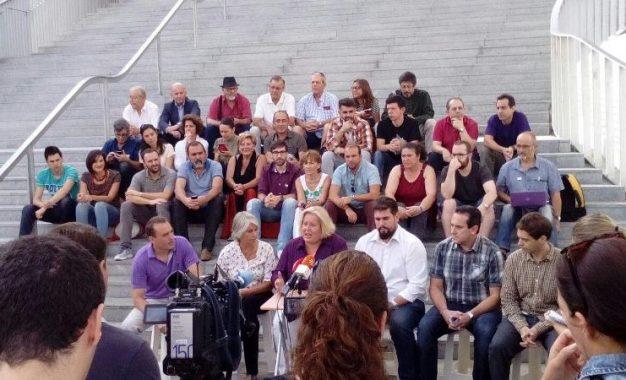 Más de 180 cargos orgánicos e institucionales de Podemos impulsan la iniciativa ANDALUCÍA, PLAZA A PLAZA