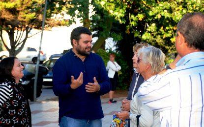 Los vecinos del Pinillo de Torremolinos critican la falta de seguridad y limpieza y la carencia de  equipamientos en el barrio