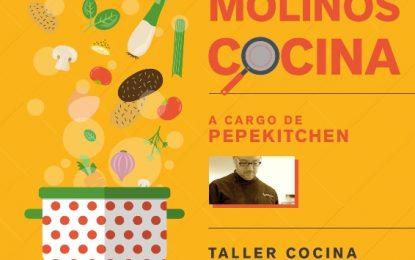 Torremolinos acoge el taller de cocina italiana de la mano del chef Pepekitchen