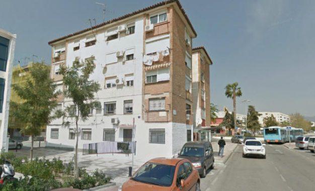 Un detenido en la barriada de la Palma de Málaga por violencia doméstica contra su pareja
