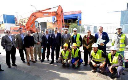 El Ayuntamiento de Málaga ha puesto en marcha un Plan integral de conservación de los Parques Industriales y Empresariales