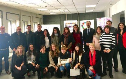 La Noria hace entrega del primer premio a la innovación en género en la empresa al Club Coccole