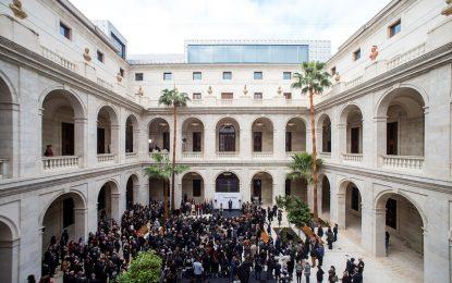El Museo de Málaga abre sus puertas tras el proceso de traspaso de la gestión a la Junta