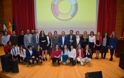 Reconocidos diferentes  jóvenes y entidades de la provincia con los Premios Málaga Joven que otorga la Junta