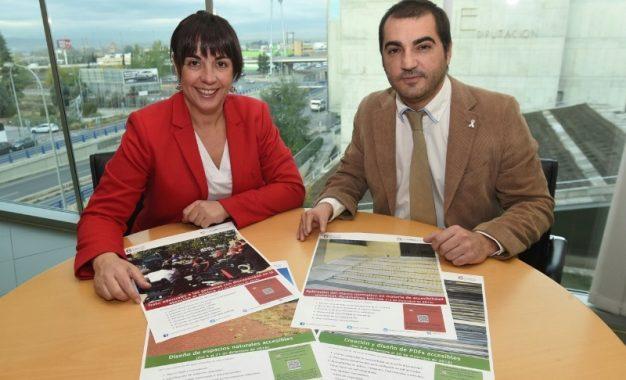 La Diputación de Granada será pionera en la formación de técnicos municipales y provinciales en materia de accesibilidad