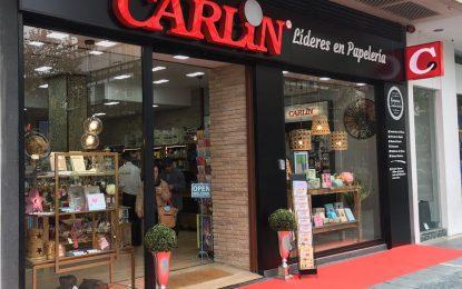 Carlin, la cadena de franquicias de papelería se instala en Marbella, Málaga