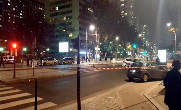 Robo armado en Massena Boulevard en París: operación terminada