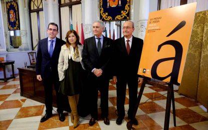 Convocatoria de la XXV edición del Premio de Poesía Manuel Alcántara de Málaga