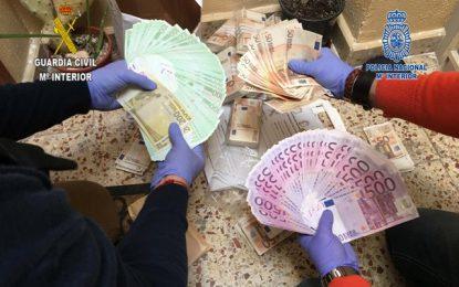 Operación contra la venta y distribución de drogas sintéticas en La Rioja y provincias limítrofes