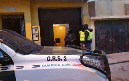 La Guardia Civil detiene a dos individuos por delitos de terrorismo y afines a la estrategia de la organización terrorista Daesh