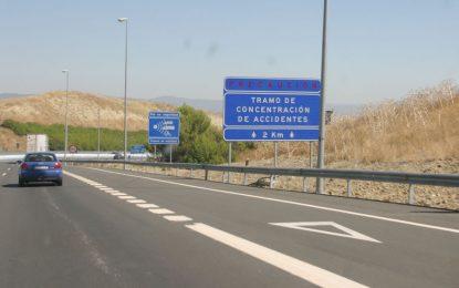 Un alcance entre cuatro vehículos ha provocado retenciones de hasta seis kilómetros en el kilómetro 208 de la autovía A7 en sentido Cádiz