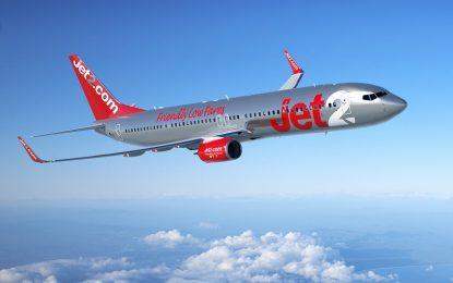 Jet2.com prevé crecer en Málaga un 45 por ciento este año