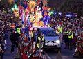 13 CARROZAS RECORRERÁN LAS CALLES DE LA CAPITAL EN LA CABALGATA DE REYES DE 2017