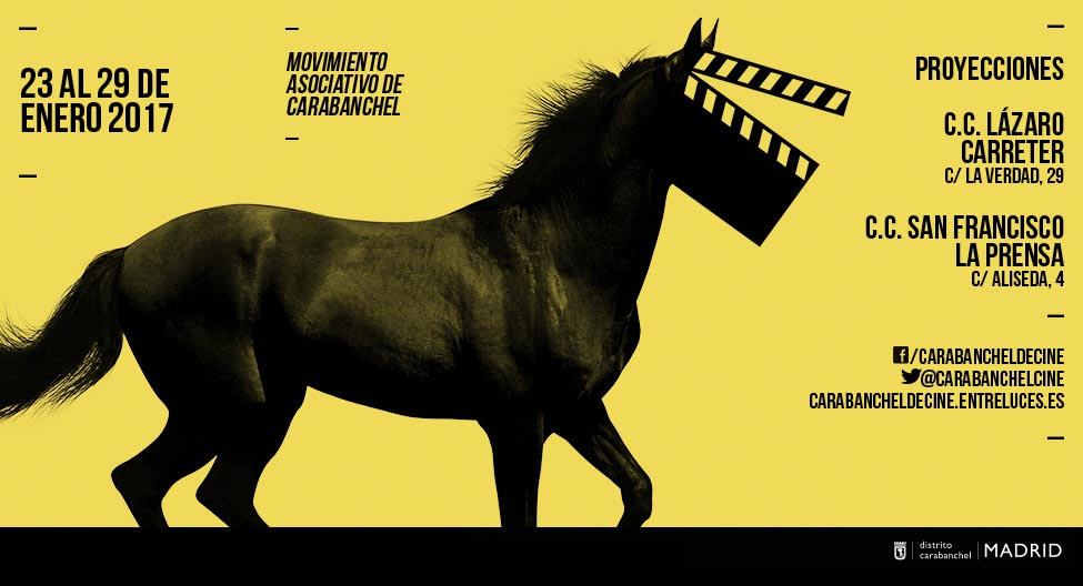 Premio Puente de Toledo 35 Semana Cine Español Carabanchel – Emma Suárez