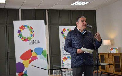 350 entidades sociales de la provincia de Málaga impulsan sus proyectos en La Noria durante sus primeros cuatro años de vida