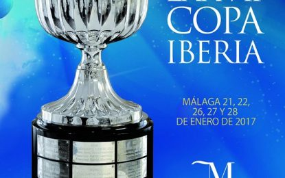 La Diputación de Málaga apoya la 77ª edición de la Copa Iberia de golf