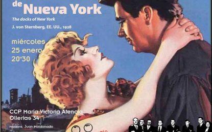 La primera proyección del año del Cineclub del 27 trae al MVA Málaga una de las últimas producciones del cine mudo