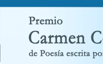 """XXXIV  Premio """"Carmen Conde"""" de Poesía escrita por Mujeres  (2017)"""