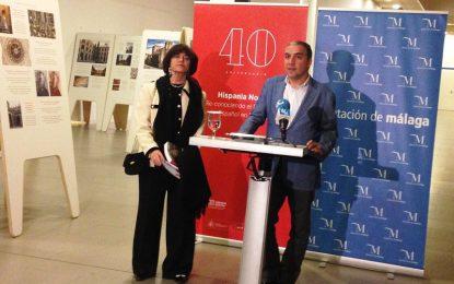 Una exposición en Málaga recoge los mejores proyectos de conservación del patrimonio natural y cultural de España