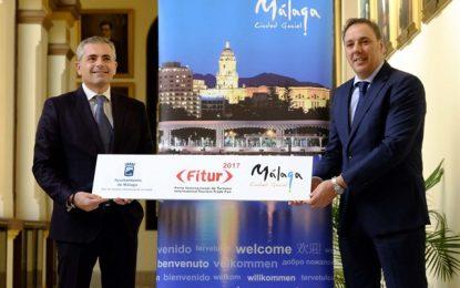 Málaga aprueba con un sobresaliente su paso por Fitur Madrid y se convierte en un referente turístico internacional