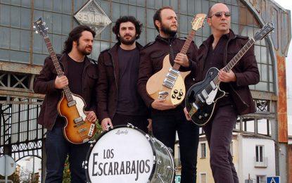 LOS ESCARABAJOS RENUEVAN SU RESIDENCIA ARTÍSTICA EN GRANADA