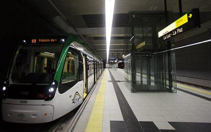 Los trabajadores del metro de Málaga han convocado un nuevo calendario de huelgas y concentraciones durante Semana Santa