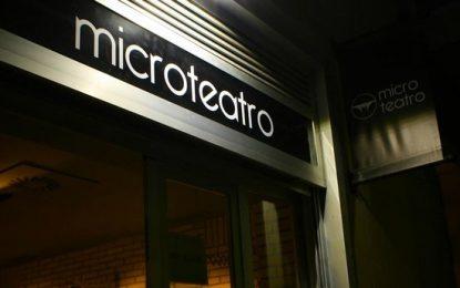 Microteatro Málaga inaugura el nuevo año 2017