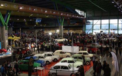 Retro Málaga, cierra su cuarta edición 2017 superando los datos obtenidos el año anterior