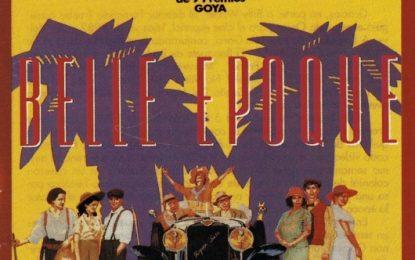 Belle Époque, Película de Oro del 20 Festival de Málaga en el 25 aniversario de su estreno