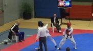 El deportista canario Aythami Santana, consiguió terminar cuarto en el Campeonato de España Absoluto