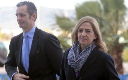 Iñaki Urdagarin condenado a 6 años y 3 meses de cárcel por el saqueo de 6 millones de euros públicos de las arcas públicas de Baleares y Valencia