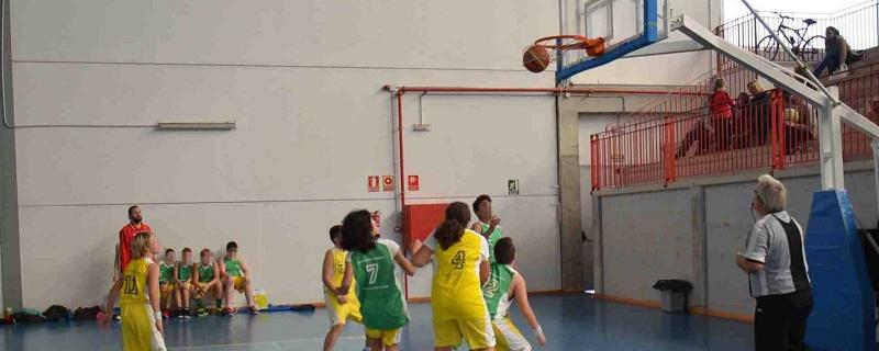 La Escuela Municipal de Baloncesto de Cártama, Málaga, disputará una decena de partidos este fin de semana
