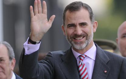 El Rey de España, D. Felipe VI, visitará el Museo de la Aduana tras inaugurar en Málaga el Foro Transfiere en el Palacio de Ferias de la capital el 15 de febrero