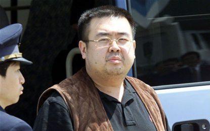 El hermanastro del líder de Corea del Norte, Kim Jong-un, asesinado, presentaba un agente nervioso VX en la cara