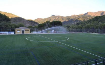 Fin de semana lleno de partidos para la Escuela Municipal de Fútbol de Cártama, Málaga