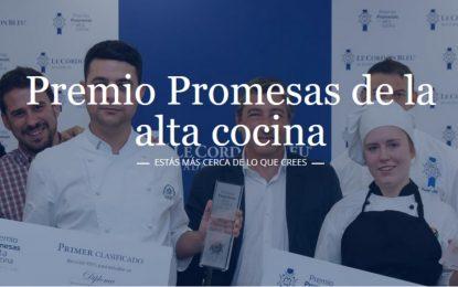 V Premio Promesas de la alta cocina