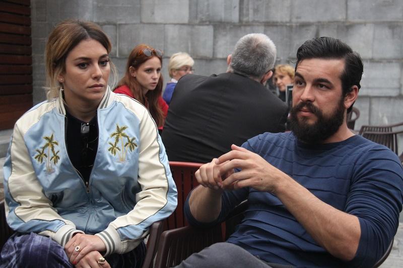Malagaes arranca el XX Festival de Málaga con un encuentro con los protagonistas de la película 'El bar'