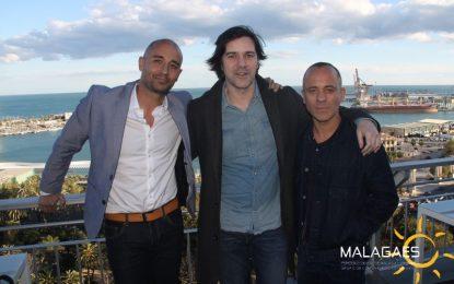 Malagaes entrevista a dos de los actores del largometraje 'Plan de fuga' junto a su director vitoriano