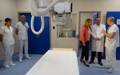 El Hospital Costa del Sol incorpora en Urgencias un nuevo equipo de rayos con última tecnología digital lo que permitirá mejorar los tiempos de respuesta