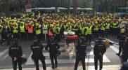 """El concejal de Seguridad del Ayuntamiento de Málaga, Mario Cortés, ha afirmado este domingo que la manifestación de los bomberos ha sido """"un fracaso"""""""