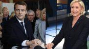 Emmanuel Macron o la ultraderechista Marine Le Pen los candidatos a convertirse en el próximo presidente de Francia el próximo 7 de mayo