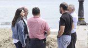 Las playas malagueñas de Torremolinos volverán a la normalidad en mayo tras el mayor temporal de los últimos 20 años