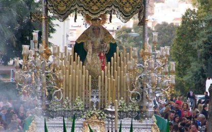 """Este año serán 2.000 los mayores de la ciudad los que puedan ver gratuitamente de la Semana Santa en la """"Tribuna del Mayor"""" de la Alameda Principal"""